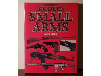Modern SMALL ARMS ISBN 0 600 384799 tryckår 1983
