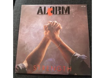 The Alarm  - Strength 12""