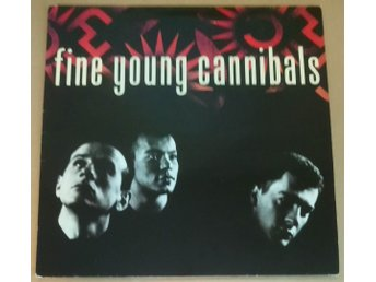 "FINE YOUNG CANNIBALS (LP, 12"") LONDON RECORDS [LONLP 16]"