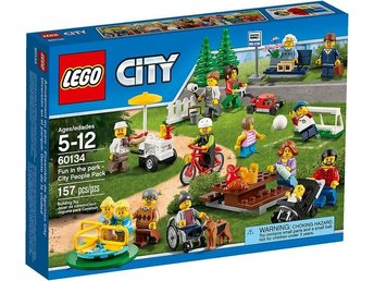 LEGO City 60134 Town Fun in the Park - City People Pack - Ny