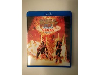 Kiss Rock Vegas 2014 Blu-Ray