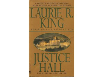 Laurie R. King: Justice hall.