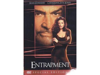 Entrapment SPECIAL EDITION DVD 1999 Sean Connery