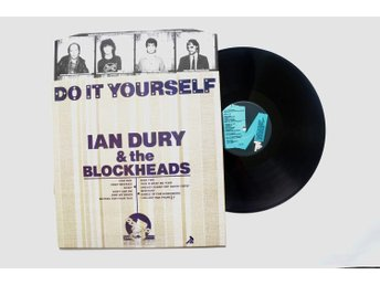 ** Ian Dury & The Blockheads ‎– Do It Yourself **