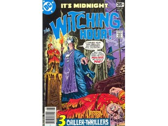 Witching Hour nr 83 1978 / VF/NM / toppskick