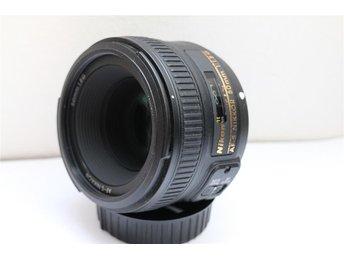 Nikon AF-S 50mm 1:1.8 G - Hisings Backa - Nikon AF-S 50mm 1:1.8 G - Hisings Backa