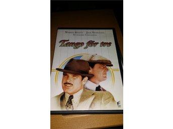 Tango för tre - UTGÅTT - Warren Beatty och Jack Nicholson. - Hovmantorp - Tango för tre - UTGÅTT - Warren Beatty och Jack Nicholson. - Hovmantorp