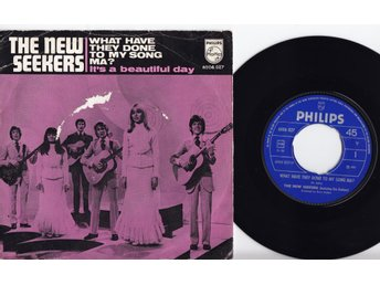 NEW SEEKERS - WHAT HAVE THEY DONE TO MY SONG MA?