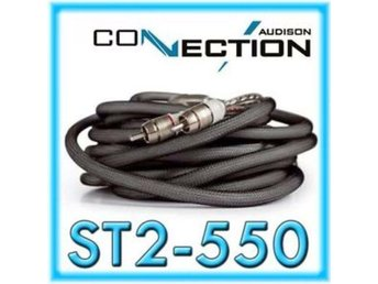 REFERENCE signal cable for audiophile sound quality 5,5m (18.0ft)