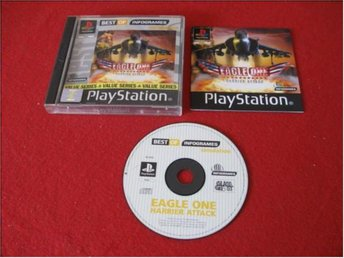 EAGLE ONE till Sony Playstation PSone