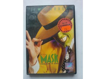 DVD - The Mask from zero to hero