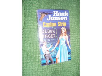 Hank Janson 121 Casino Strip - Norsjö - Hank Janson 121 Casino Strip - Norsjö