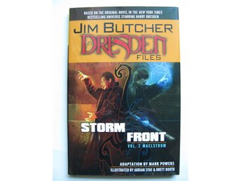 Jim Butcher's Dresden Files Storm Front Vol. 2: Maelstrom