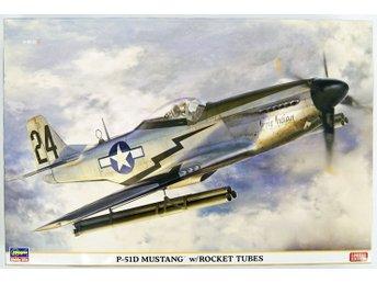 Hasegawa 1/32 P-51D Mustang w/Rocket Tubes - Lund - Hasegawa 1/32 P-51D Mustang w/Rocket Tubes - Lund