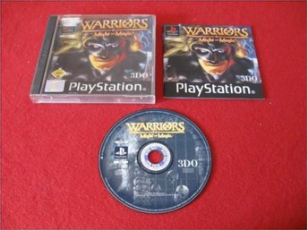 WARRIORS OF MIGHT & MAGIC till Sony Playstation PSone