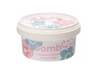 Bomb Cosmetics Body Butter Sunkissed Shimmer 210ml
