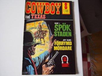 Cowboy 1971:8 Fint Skick FN - Gustafs - Cowboy 1971:8 Fint Skick FN - Gustafs