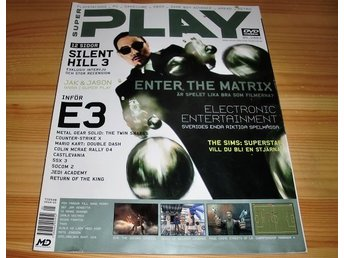 Spelmagasin: Super Play nr 87