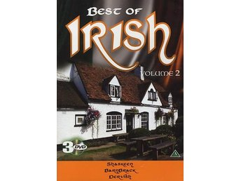 Best of Irish vol 2 (3 DVD)