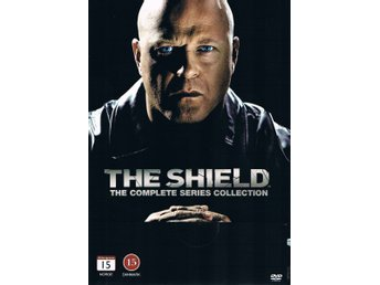 The Shield - Alla 7 säsonger! - The complete series collection