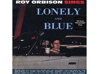 Orbison Roy: Lonely and blue (Vinyl LP)