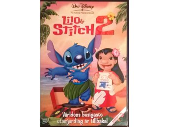 Lilo & Stitch 2, Walt Disney DVD