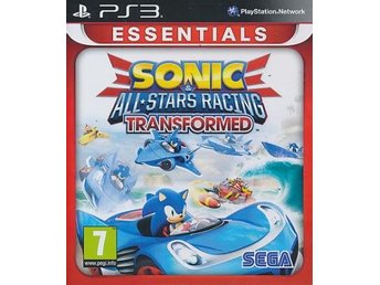 Sonic & Sega ASR Transform. Ess.PS3 (PS3)