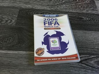 DVD Spel 2006 Fifa World Cup(Nyskick)