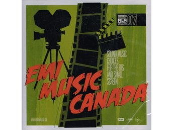 EMI Music Canada. Sound Music Choices For The Big And Small Screen