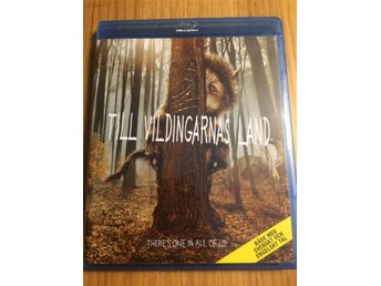 Till vildingarnas land blu-ray (Spike Jonze)