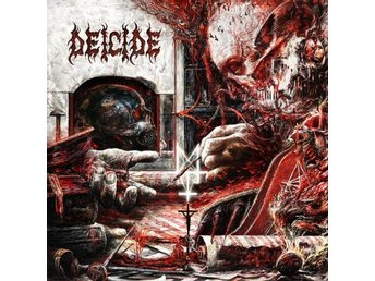 Deicide -Overtures of blasphemy lp 2018 US death Benton is b