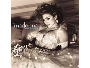 LP Madonna  Like a virgin