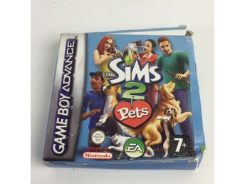 Nintendo, Game Boy Advance Spel, The Sims 2 pets