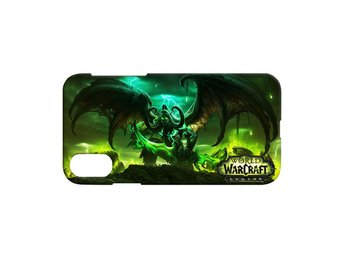 World of Warcraft Legion iPhone XS Max Skal