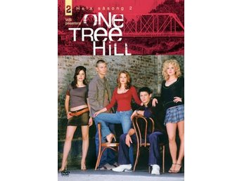 One Tree Hill / Säsong 2 (6 DVD)