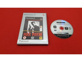 MAX PAYNE till Sony Playstation 2 PS2