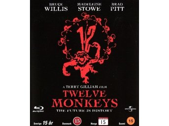 Twelve Monkeys (De 12 Apornas Armé) (Beg)
