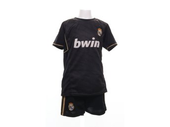 Real Madrid, Set, Strl: 140, Svart