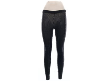 Lindex, Tights, Strl: XS, Svart