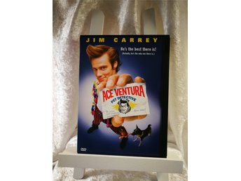 DVD Ace Ventura Pet Detective (Jim Carrey, Courtney Cox)