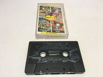 4 Quattro Adventures *TESTAD* ZX Spectrum - Codemasters