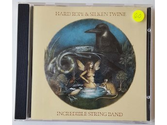 INCREDIBLE STRING BAND - HARD ROPE & SILKEN TWINE