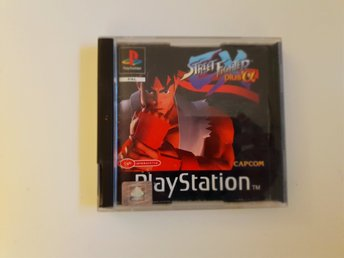 Playstation PAL Street Fighter