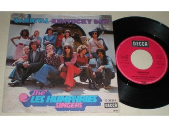 Les Humphries Singers 45/PS Carnival 1973