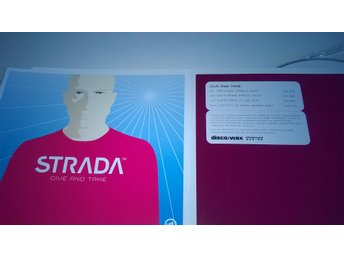 Strada - Give And Take, CD, Maxi-Single