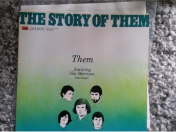 "Them LP ""The Story Of Them"""
