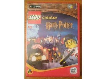 PC cd-rom spel Lego creator Harry Potter - Sävedalen - PC cd-rom spel Lego creator Harry Potter - Sävedalen