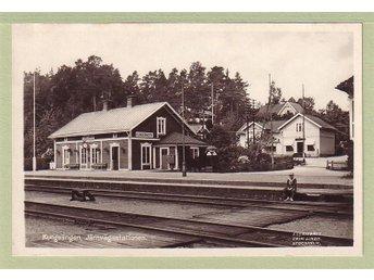 Kungsängen järnvägsstation. - Sollentuna - Kungsängen järnvägsstation. - Sollentuna