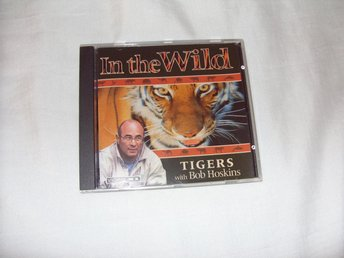 In The Wild Tigers with Bob Hoskins Video CD CD-I CDI VCD MPEG movie