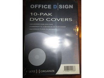 DVD Fodrals Office design 10st